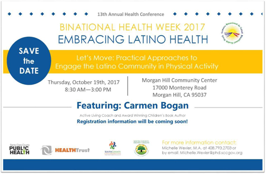 ​Let's Move - Practical Approaches to Engaging the Latino Community in Physical Activity
