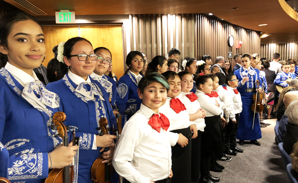 1-29-20 State of the County Mariachis