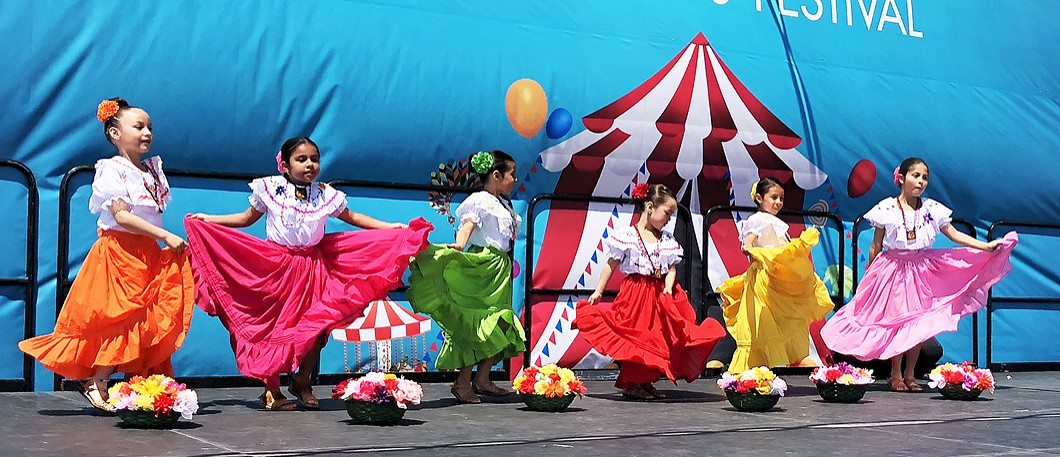 4-21-18 Pacifica Inst Children's Festival
