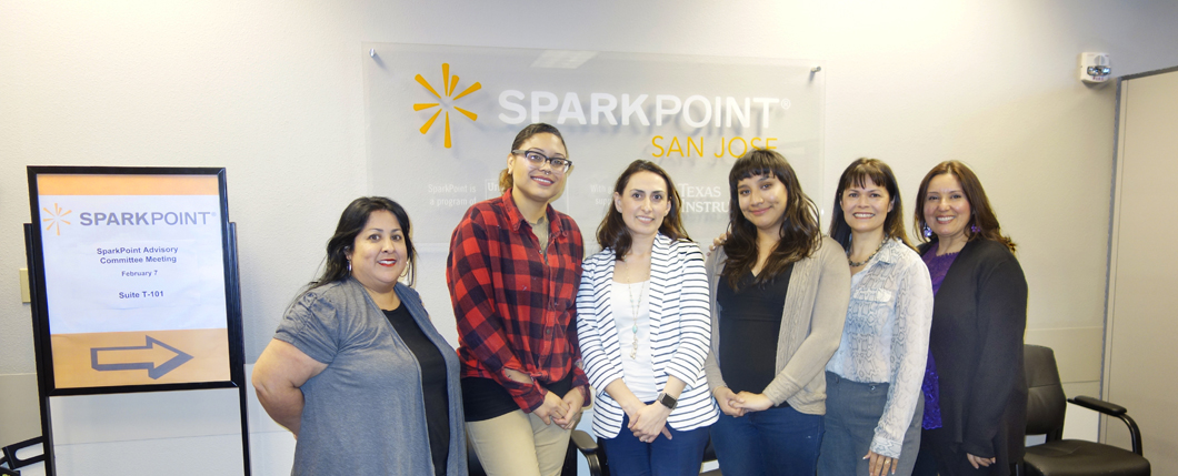Sparkpoint (SBCAE) Education & Career 2 8 18